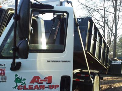 Dumpster Rental in North Carolina
