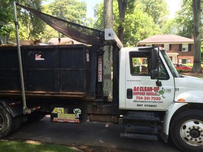 Junk Removal in North Carolina