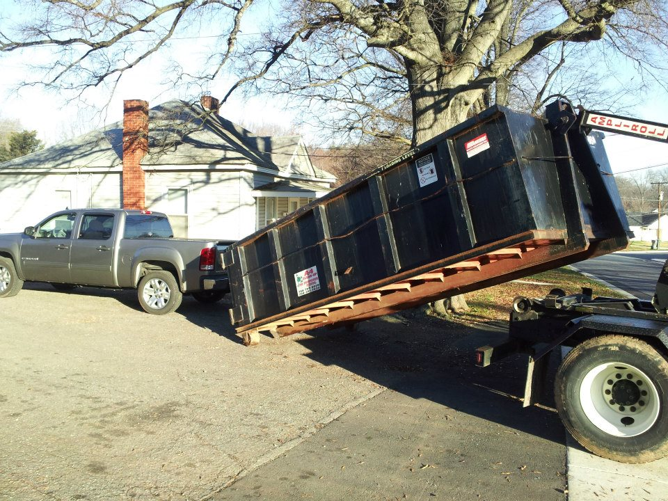 Dumpster-Charlotte