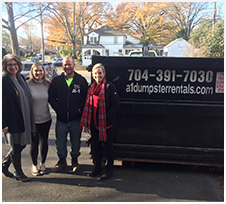 owners of A1 dumpster rentals